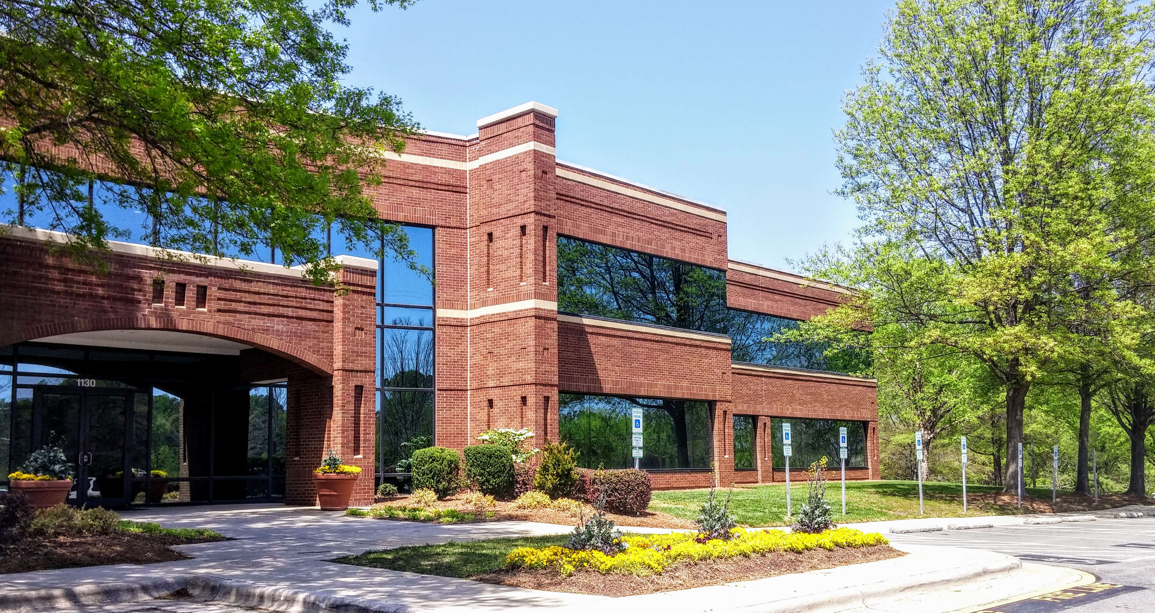 CRMa's home office in Raleigh, NC